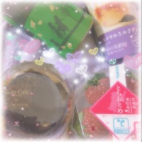 「thank you♡」